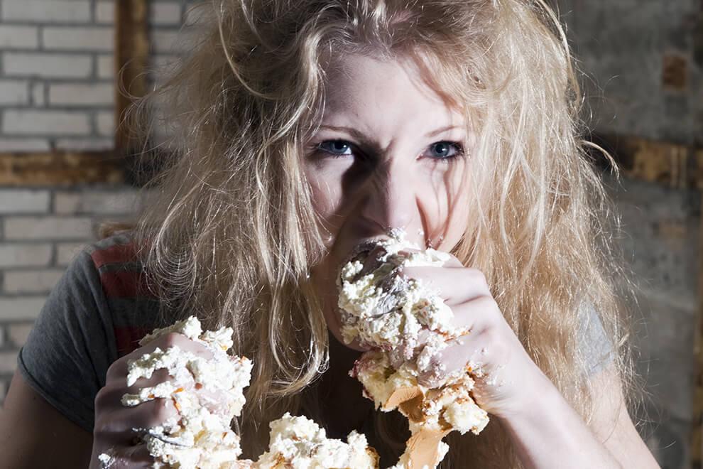 過食性障害
