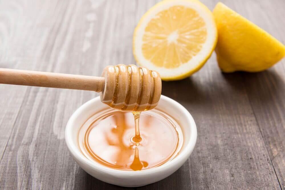 レモンとハチミツ