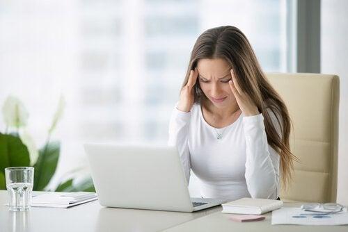 頭痛とストレス