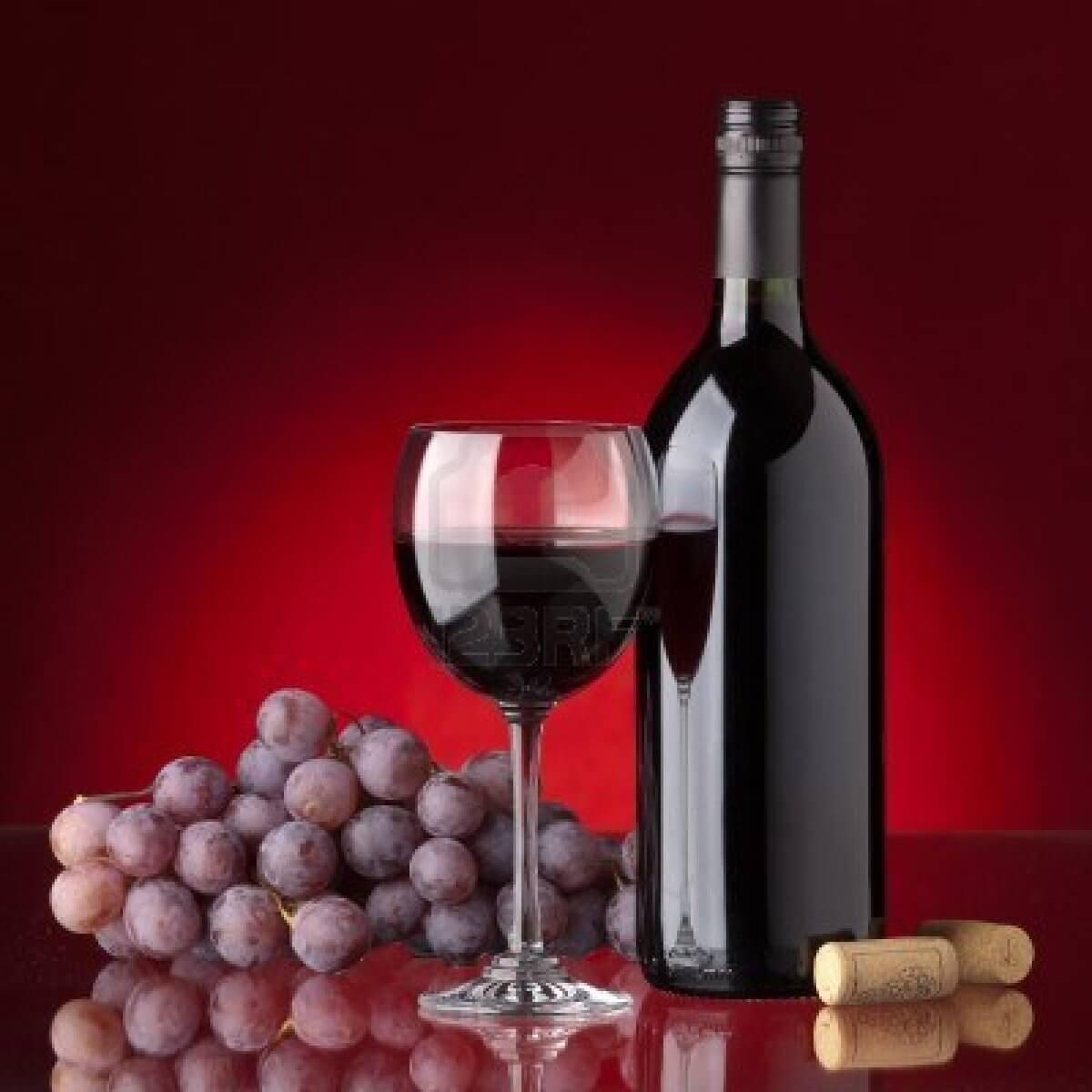 ワインの沈殿物