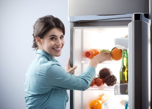 冷蔵庫の整理整頓 食生活 節約法