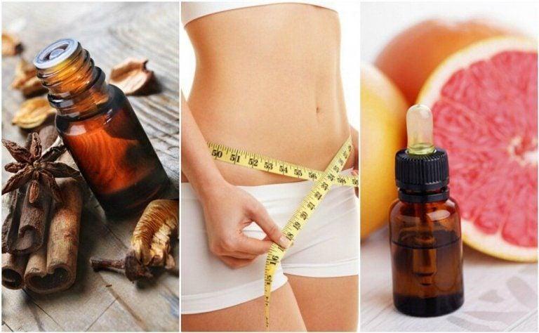 ダイエットに役立つ6つのエッセンシャルオイル
