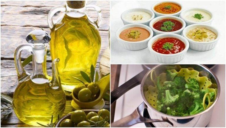 調理の際にコレステロールの摂取量を減らす6つのコツ