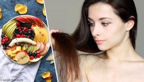 髪を美しくする食べ物12選