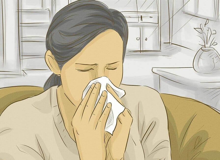 季節のアレルギーに対する自然療法