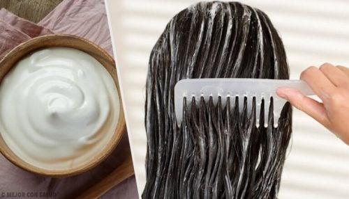 マヨネーズのヘアマスクで美しい髪を手に入れよう
