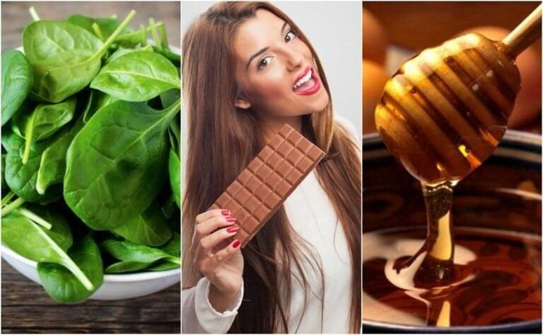 気分を改善する健康食品6選