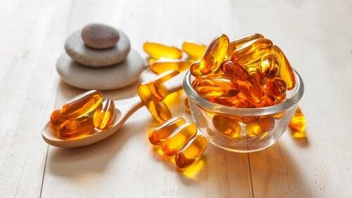 健康に良い魚油の効能5選