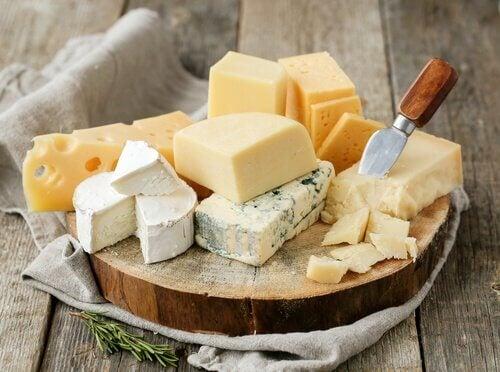 チーズ 健康的な食べ物