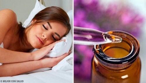 不眠症を改善する自然療法