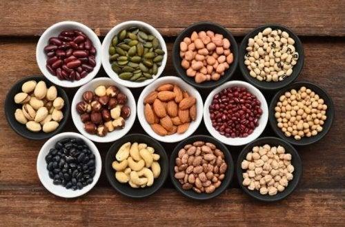 穀類・豆類