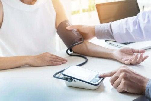 高血圧の測定