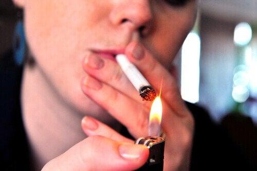 肺がんとタバコの関連性