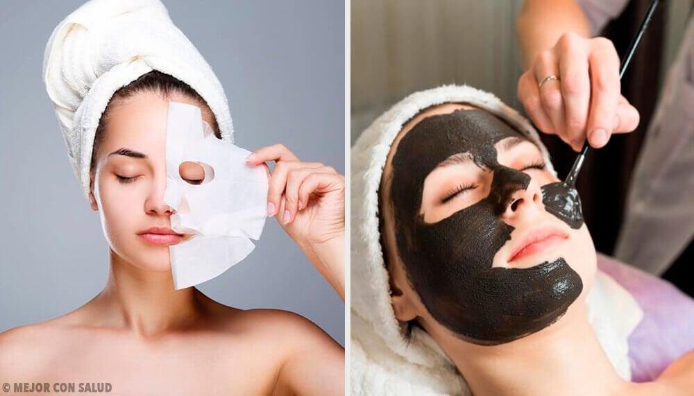 肌を再生するピーリングマスク6選