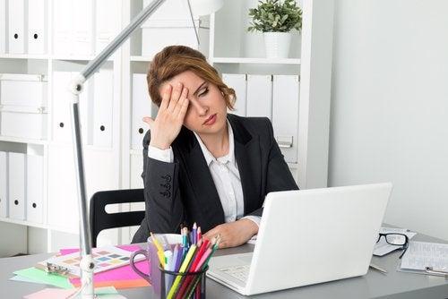疲労感 の理由は座り仕事