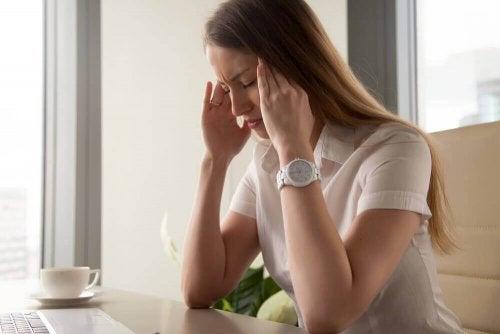 疲労感 の理由はストレス