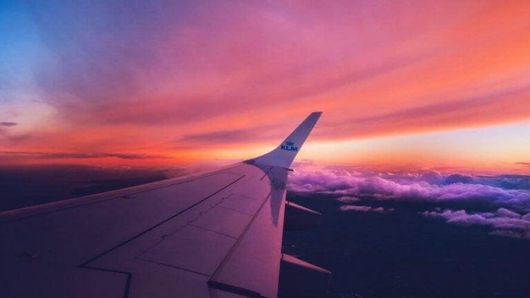 空を飛ぶのが怖い人にー恐怖を取り除く方法