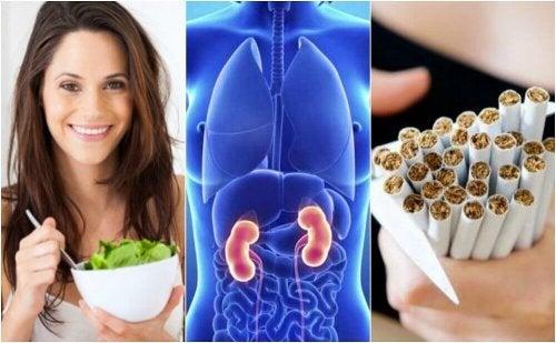腎臓 を守るための6つの基本ケア