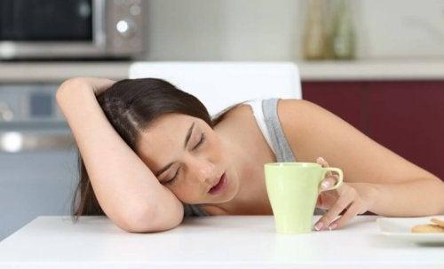 疲労感 の5つの理由