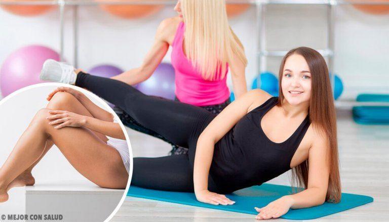 締まりのある脚を保つエクササイズ習慣