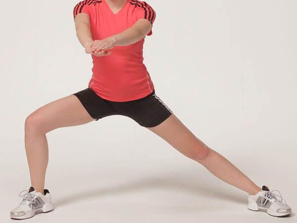 脚を引き締めるエクササイズ
