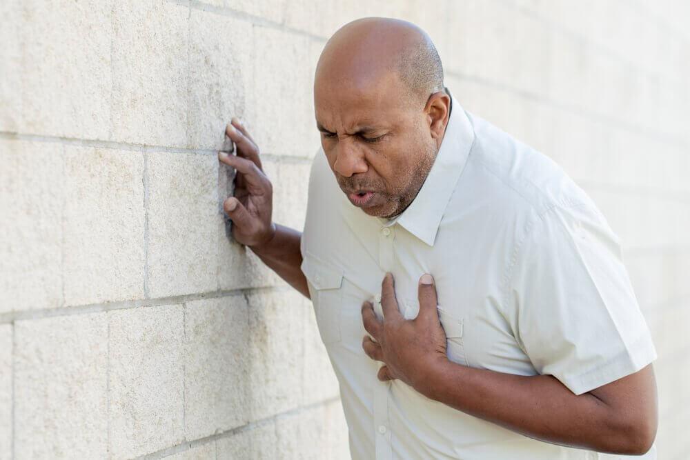 心筋梗塞の前兆