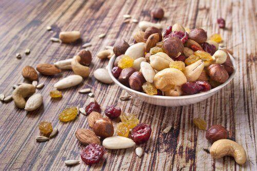 ナッツ類 減量効果のある食品