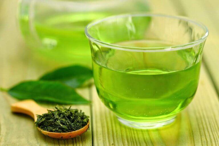 緑茶 減量効果のある食品