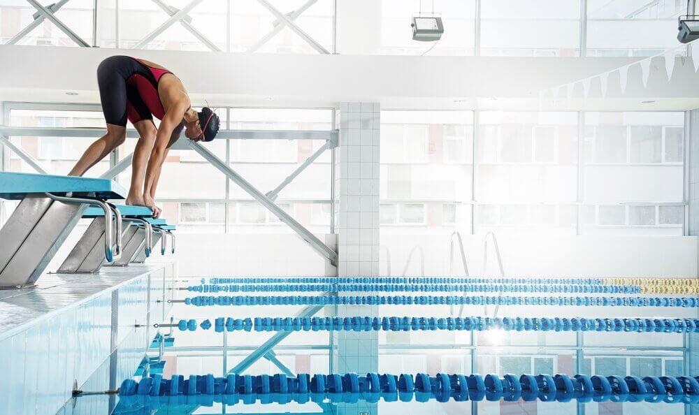 有益な運動である水泳