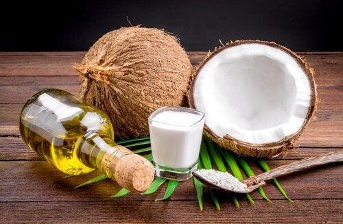理想的なココナッツオイル