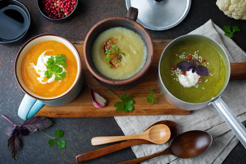体内をデトックスする美味しいスープ4選