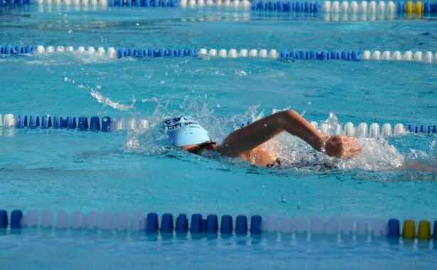 楽しい運動である水泳