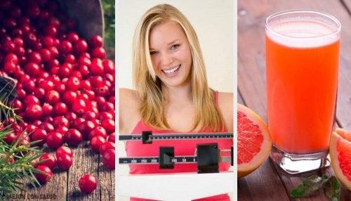 減量促進効果のある果物6選