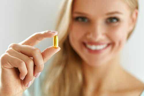欠かせない必須ビタミン6種