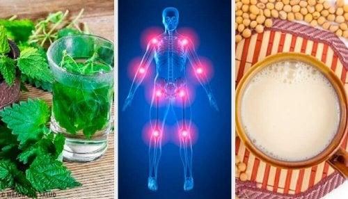 骨の痛みに効く6つの自然療法
