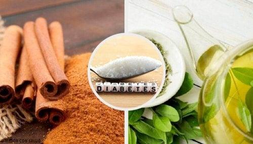 糖尿病の症状を緩和する薬用植物7選