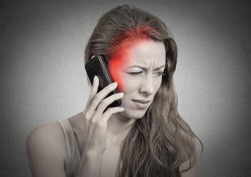 電話をする スマートフォンの悪影響