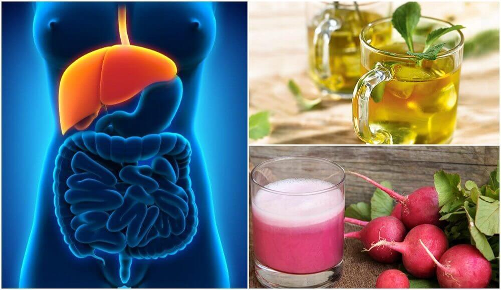 脂肪肝を自然に癒す方法