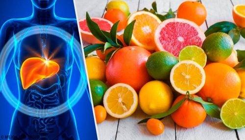 肝臓を洗浄する食生活について
