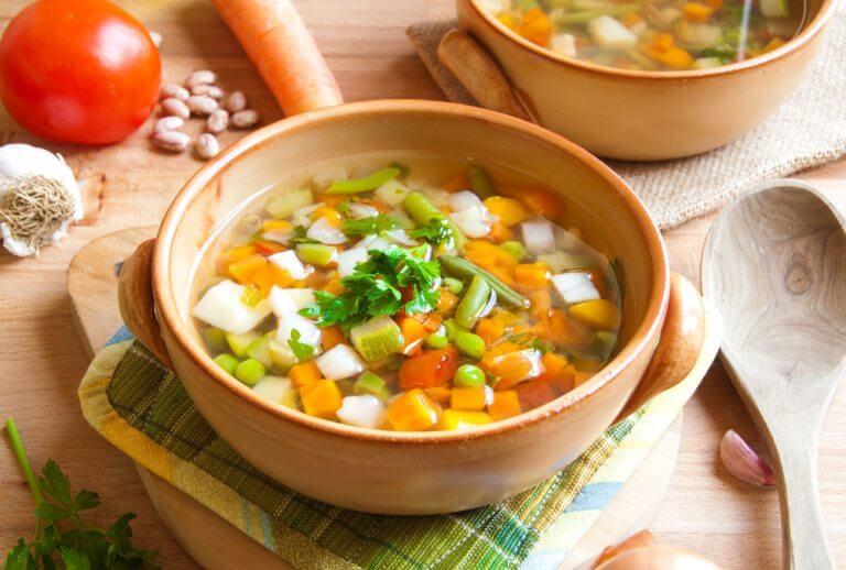 セラーノスープ