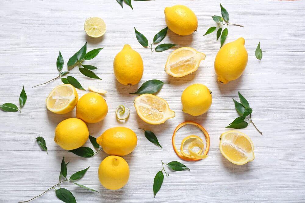 レモン 減量を促進してくれるフルーツ