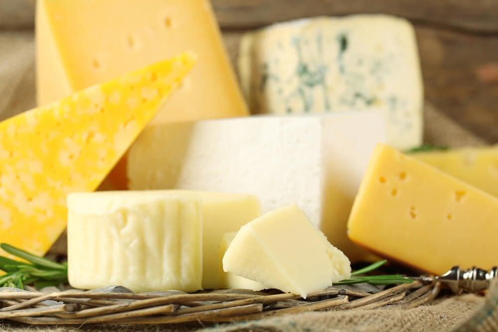 各種チーズ
