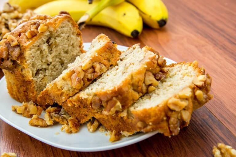 バナナケーキ1