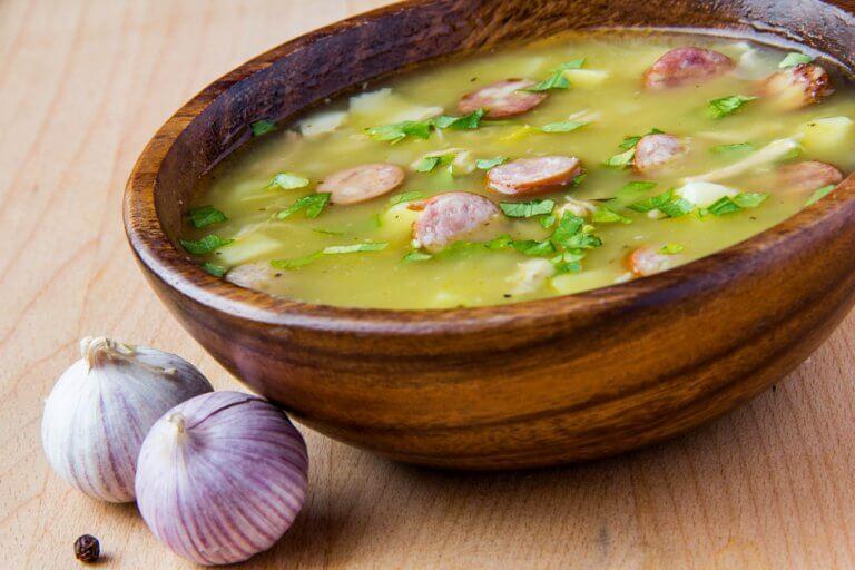 美味しいセラーノハムスープの作り方