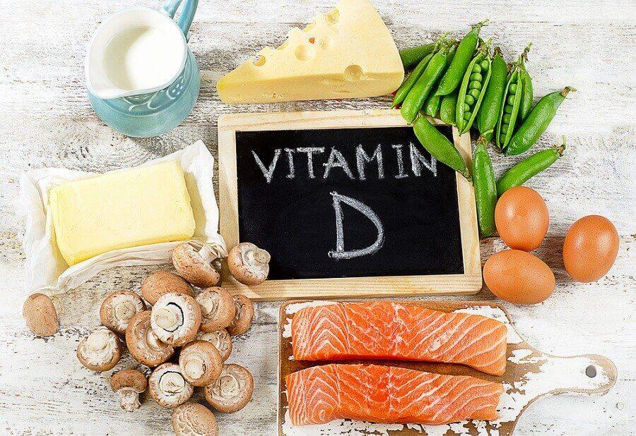 ビタミンDが豊富な食べ物