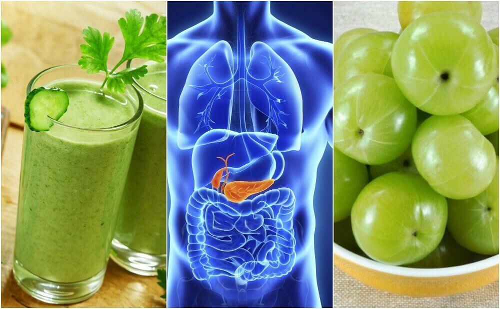 膵臓の洗浄効果を持つ5つの自然療法