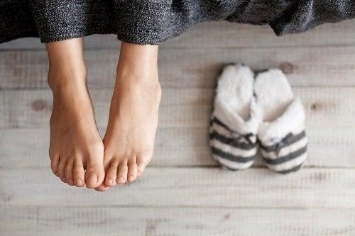 脚の冷え 筋肉の痙攣 原因