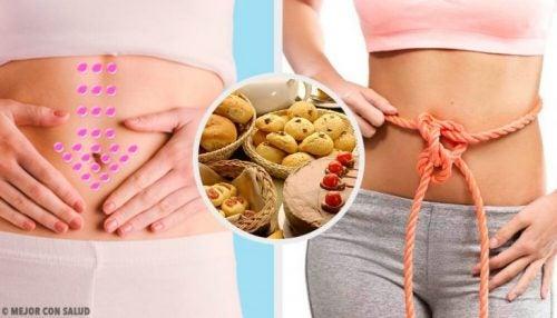 消化に悪く便秘の原因になる食品11