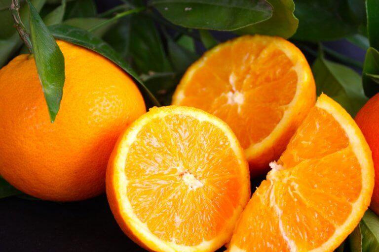オレンジ ダイエットドリンク