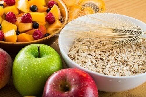 ダイエットに最適な食物繊維が豊富な食べ物